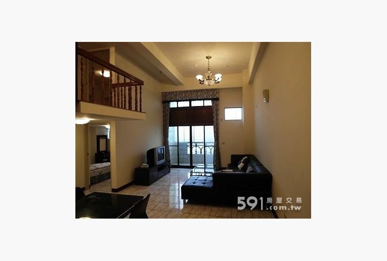 挑高规格三房出租,落地窗户,楼中楼设计30天成交