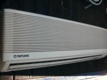 [9成新] 日昇家電~大同1.5噸分離式冷氣分離式冷氣無破損有使用痕跡