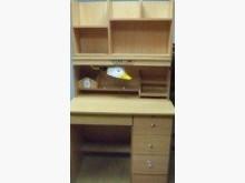 [9成新] 書桌廉售書桌/椅無破損有使用痕跡