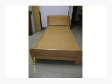 [9成新] 單人床廉售單人床架無破損有使用痕跡