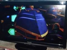 [9成新] 日昇家電~國際37型液晶電視電視無破損有使用痕跡