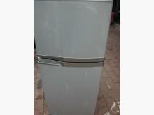 [95成新] 日昇家電~東芝120公升雙門冰箱冰箱近乎全新