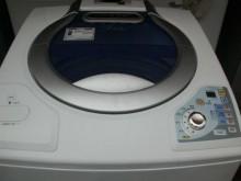 日昇~東元14公斤超音波洗衣機洗衣機無破損有使用痕跡