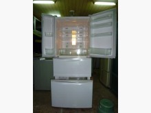 [9成新] 國際四門環保600公升極新冰箱無破損有使用痕跡