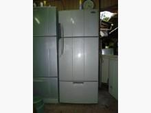 [8成新] 國際環保三門冰箱~極新又漂亮冰箱有輕微破損