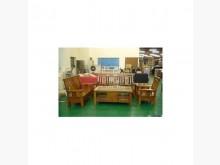 [全新] 實木巴里島風收納木製沙發木製沙發全新