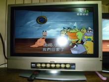 [8成新] BENQ明碁32吋液晶色彩清晰畫電視有輕微破損