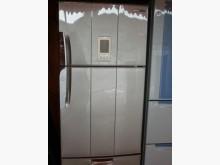 [9成新] 日昇家電~國際485公升三門冰箱冰箱無破損有使用痕跡