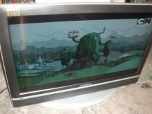 [9成新] 黃阿成~兆赫37型液晶電視電視無破損有使用痕跡