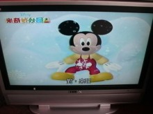 [9成新] 黃阿成~雷諾32型液晶電視電視無破損有使用痕跡