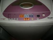 [9成新] 黃阿成~東芝8.2公斤單槽洗衣機洗衣機無破損有使用痕跡