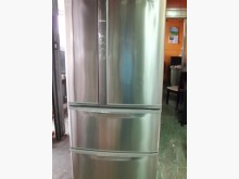 [9成新] 黃阿成~國際560公升變頻四門冰箱無破損有使用痕跡