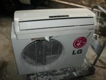 [9成新] 日昇家電~LG1噸分離式冷氣分離式冷氣無破損有使用痕跡