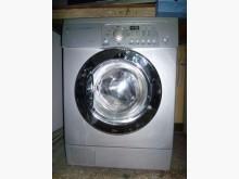 [8成新] DD變頻.滾筒式)洗脫烘9公斤~洗衣機有輕微破損