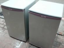 [9成新] 日昇~東元91公升小鮮綠單門冰箱冰箱無破損有使用痕跡