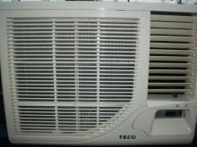 [9成新] 日昇~東元0.8頓右吹窗型冷氣窗型冷氣無破損有使用痕跡