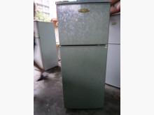 [9成新] 日昇家電~國際130公升雙門冰箱冰箱無破損有使用痕跡