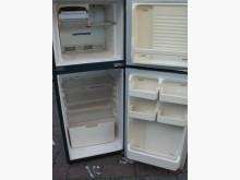 [9成新] 黃阿成~聲寶115公升雙門冰箱冰箱無破損有使用痕跡