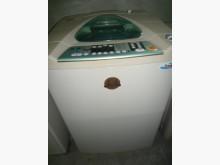 [8成新] 日昇家電~聲寶13公斤單槽洗衣機洗衣機有輕微破損