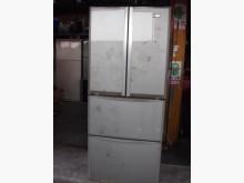 [9成新] 日昇~東元566公升變頻四門冰箱冰箱無破損有使用痕跡