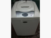 [9成新] 黃阿成~惠而浦12公斤單槽洗衣機洗衣機無破損有使用痕跡