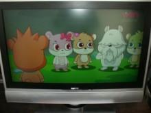 [9成新] 黃阿成~三洋37型液晶電視電視無破損有使用痕跡