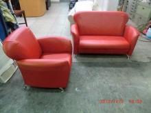 [全新] 樂居二手傢俱館 小丸子沙發多件沙發組全新