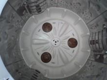 [8成新] 黃阿成~東元13公斤洗衣機洗衣機有輕微破損