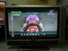 [8成新] 黃阿成~優派37吋液晶電視電視有輕微破損