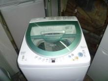 [8成新] 國際DD變頻.日製洗脫烘11公斤洗衣機有輕微破損