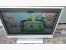 [9成新] 黃阿成~優派37型液晶電視電視無破損有使用痕跡