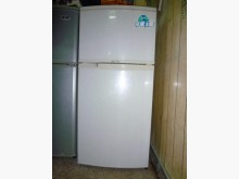 [8成新] 翁小姐東元小鮮綠環保小雙門冰箱冰箱有輕微破損