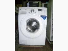 [8成新] LGDD變頻滾筒式洗脫烘10公斤洗衣機有輕微破損