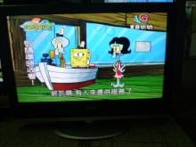 [8成新] 奇美42吋液晶色彩鮮艷畫質佳電視有輕微破損