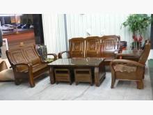 [全新] A665*全新樟木製沙發*木製沙發全新