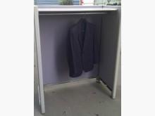 0A辦公室掛衣櫃辦公櫥櫃無破損有使用痕跡