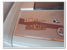 [8成新] 黃阿成~聲寶變頻14公斤洗衣機洗衣機有輕微破損