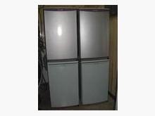 [8成新] 翁小姐東元單門鮮綠冰箱保固三個月冰箱有輕微破損
