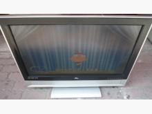 [9成新] 黃阿成~景新37型液晶電視電視無破損有使用痕跡
