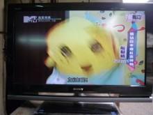 [8成新] 新力32吋液晶畫質清晰色彩鮮艷電視有輕微破損
