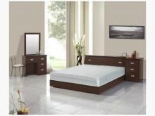 [全新] 珍愛床組~六件式(再送您保潔墊)雙人床架全新
