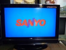 [8成新] 三洋42吋液晶色彩鮮艷畫質佳電視有輕微破損