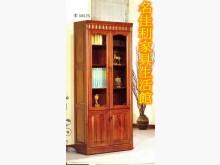 [全新] 全香樟木3尺四門書櫃 桃園區免運書櫃/書架全新