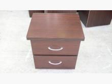 [95成新] 胡桃木床頭邊櫃*矮櫃/高低櫃床頭櫃近乎全新