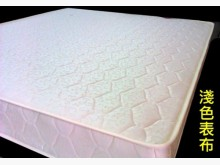 二線獨立筒5尺雙人床墊 可接訂做雙人床墊全新
