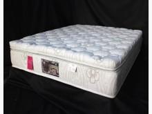 [全新] 上包式三線獨立筒6尺床墊 可訂做雙人床墊全新