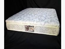 上包硬式護背5尺床墊 台製可訂做雙人床墊全新