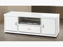 [全新] 時尚傢俱-A全新}白色4尺電視櫃電視櫃全新