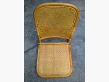 [95成新] 可收的籐合室椅其它桌椅近乎全新