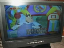 [9成新] 黃阿成~BENQ32型液晶電視電視無破損有使用痕跡